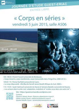 JE Corps en Séries Rouen juin 2015
